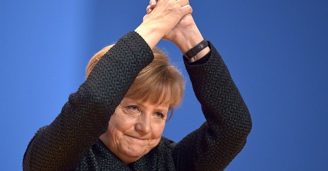 Germany's Merkel gets strong party endorsement