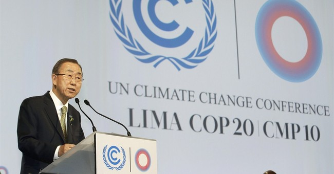 Lima climate talks set for record carbon footprint