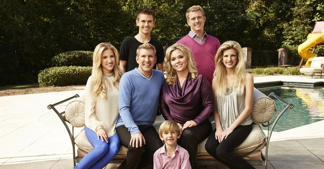 Real drama casts shadow over 'Chrisley Knows Best'
