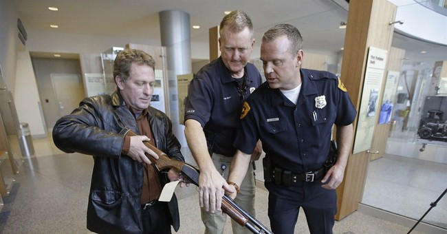 Utah man gets stolen gun back after 37 years