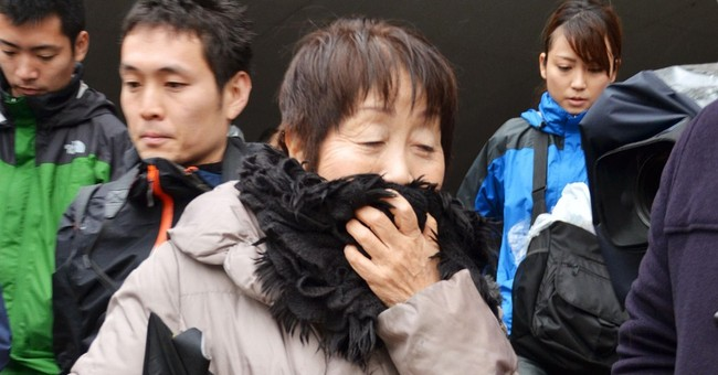 Japan woman charged in 1 of 6 ex-partner deaths
