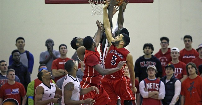 NJIT on hoops map, energized after Michigan win