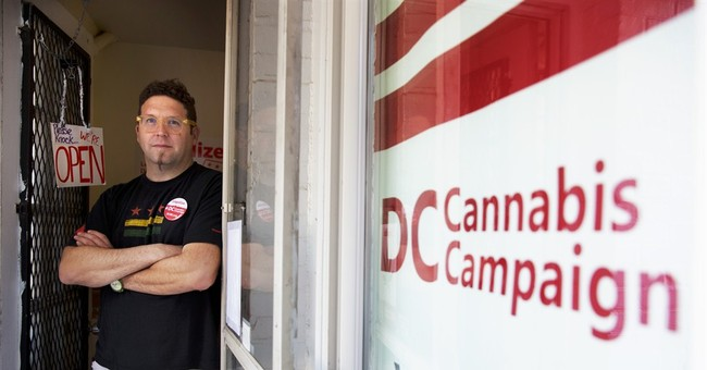 Congressional deal upends pot legalization in DC