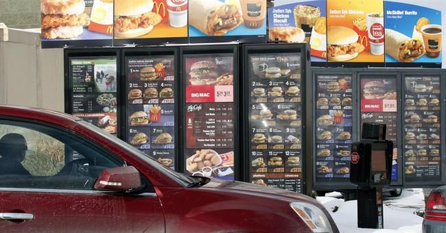 McDonald's to trim menu, examine ingredients