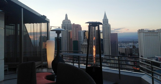 Vegas high-roller living includes luxury, views