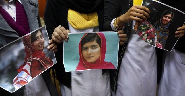 Malala's moment: Nobel winner speaks out