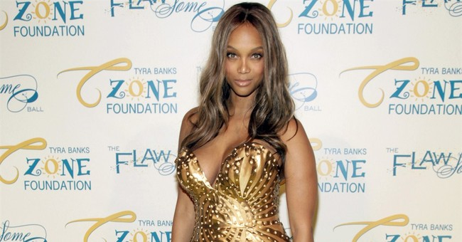 'Next Top Model' contestant sues Tyra Banks