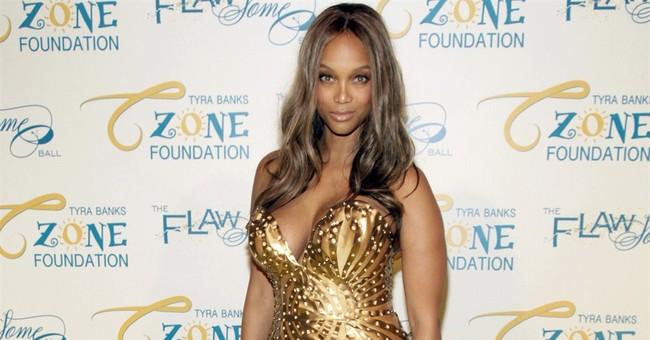 'Next Top Model' contestant sues Tyra Banks