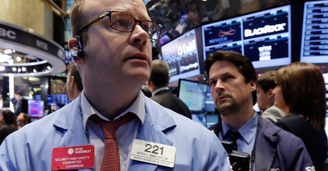 Stocks slump as oil price drop sinks energy sector