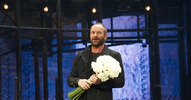 Sting to stick around his musical 'The Last Ship'