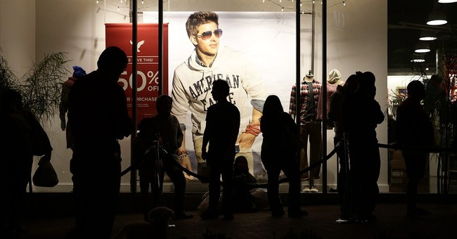 Teen retailers get the cold shoulder for holidays
