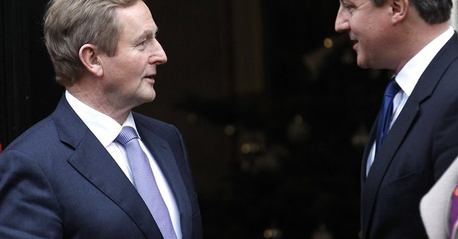 UK leader leaves Belfast peace talks without deal