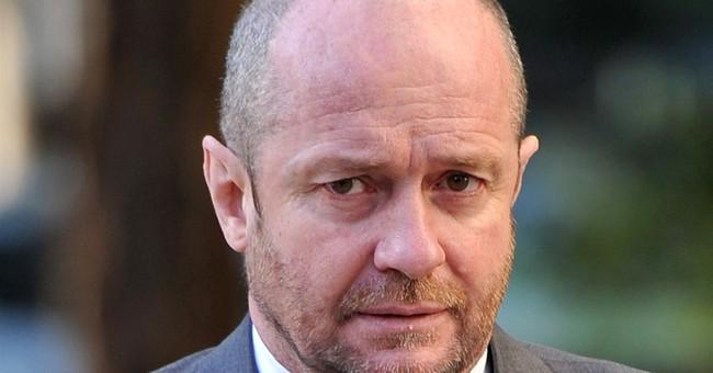 UK financier falls to death after divorce battle