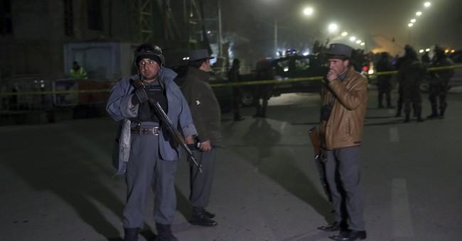 German citizen killed in Kabul school bombing