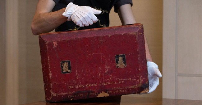 Trove from Churchill's daughter up for auction