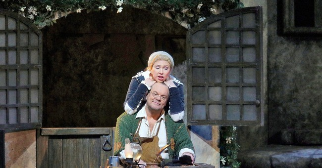 Baritone gets crash course for Wagner role