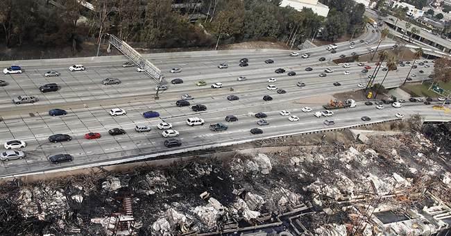 Feds aid probe of Los Angeles apartment blaze