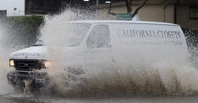 The latest on powerful   California storm