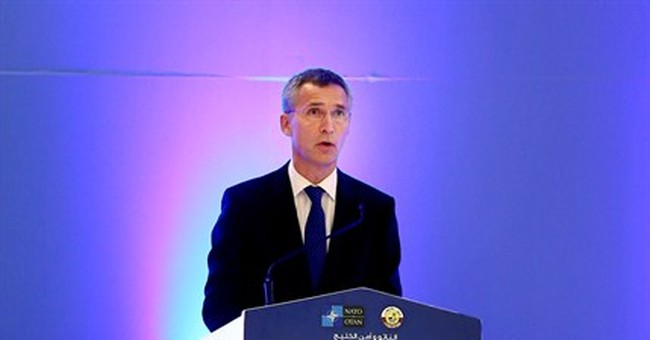 NATO chief hails Gulf role in fighting extremists