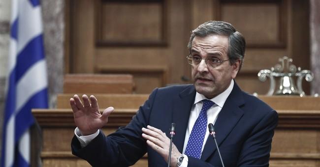 Greek Crisis 2.0? Not quite yet