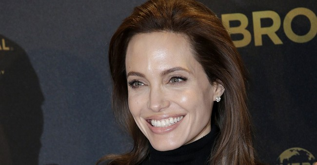 Chicken pox keeps Jolie from 'Unbroken' promotions