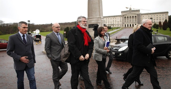 UK, Irish premiers take charge of Belfast talks