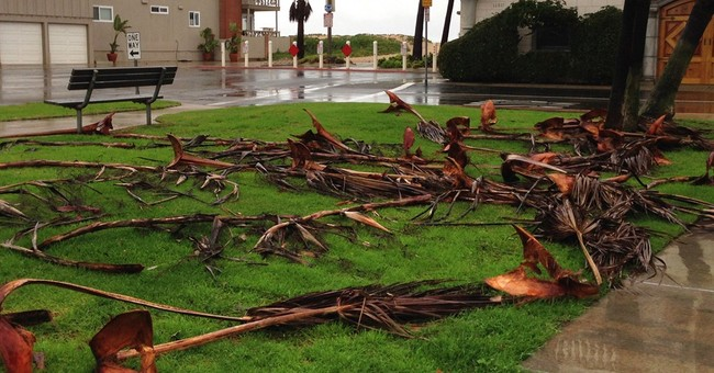Major storm sweeps through Southern California