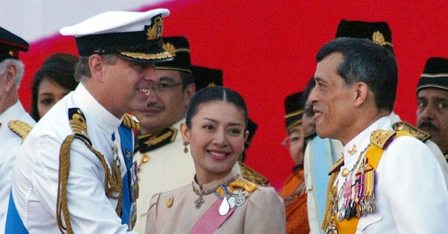 Thai princess relinquishes royal title