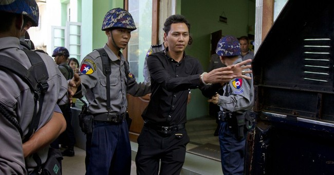 Myanmar bar manager accused of insulting Buddhism