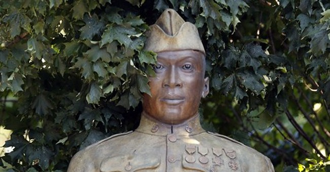 Obama will decide on top honor for black WWI hero