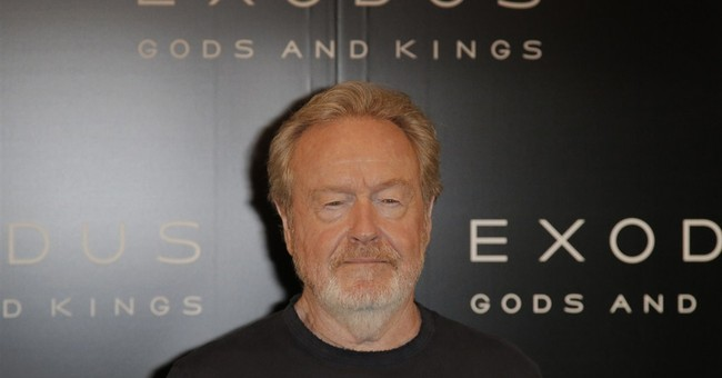 Ridley Scott talks religious casting, themes