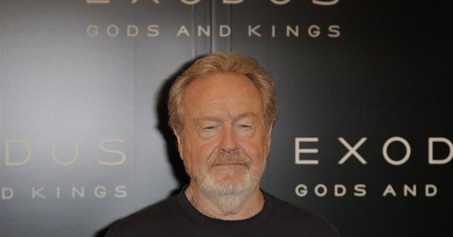 Ridley Scott talks religious casting, themes