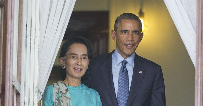 US sends mixed message to Myanmar military