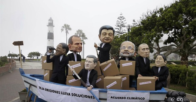 UN climate talks in Peru seem headed for overtime