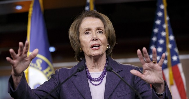 Spending bill cleaves Pelosi from Obama and Senate