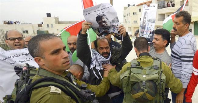 Palestinian attacks Israeli family with acid