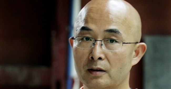 Chinese Nobel laureate sends message from jail