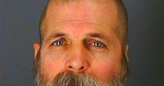 Police: DNA from beard leads to burglary arrest