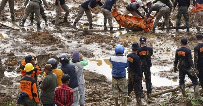 20 dead, 88 missing in central Indonesia mudslide