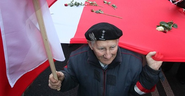 Thousands protest election results in Poland