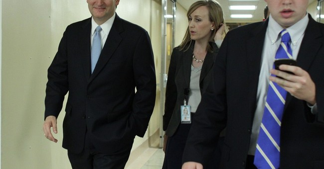 Ted Cruz's moves on spending bill roil Republicans