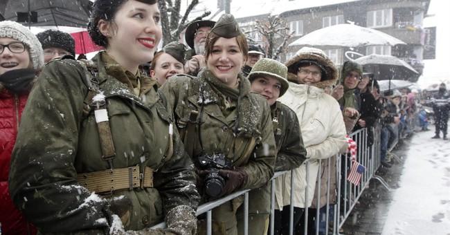 Americans, Belgians mark Bulge anniversary