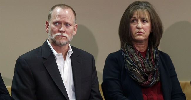 Dad of school shooter remembers son 1 year later