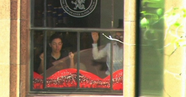 Timeline of Australia hostage drama at Sydney cafe