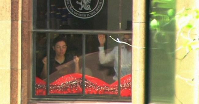 Timeline of Australia hostage drama at Sydney cafe