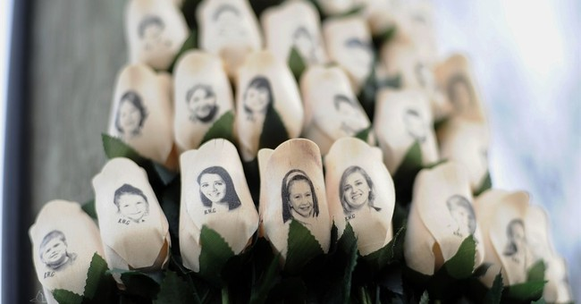 Newtown victim's mom speaks out about gun violence