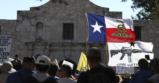 Texas weighs allowing open carry of handguns
