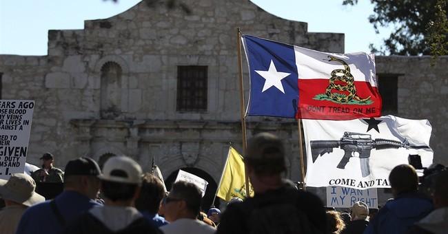Texas weighs allowing open carry of handguns