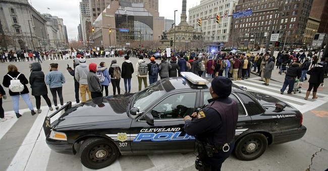 Police altering tactics after killings, protests