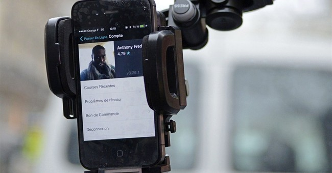 France to ban Uber's low-cost service in 2015